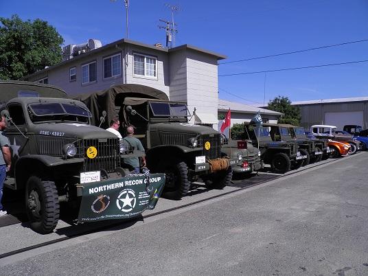 Valley Center Car Show